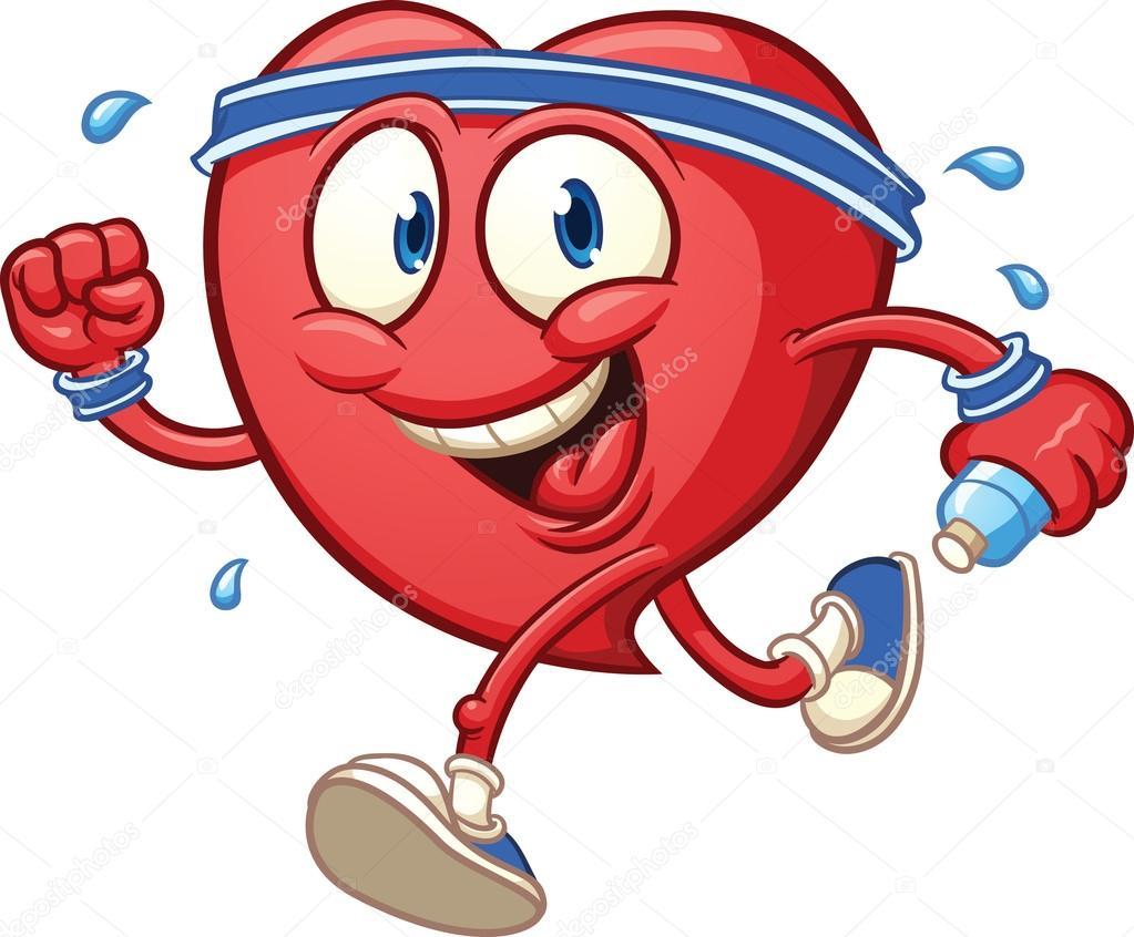 Heart exercising — Stock Vector © memoangeles #12327144