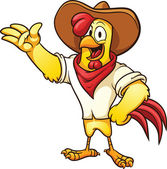 Fotografia pollo di fattoria