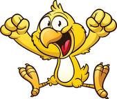Fotografia pollo entusiasti dei cartoni animati