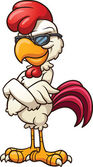 Fotografia pollo fresco