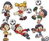 futball kids