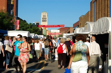 State Street Area Art Fair, Ann Arbor