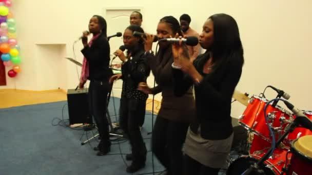 Afro women singers