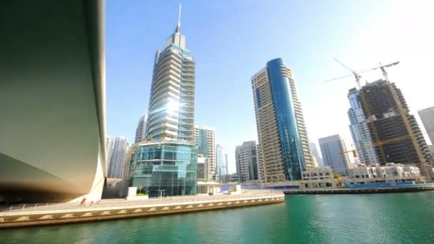 Skyscraper buildings in Dubai