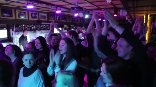 koncertní večírek