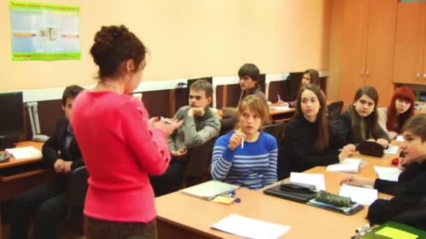 děti s učitelem