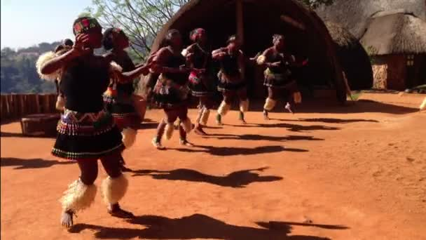 Male Tribal Dancers