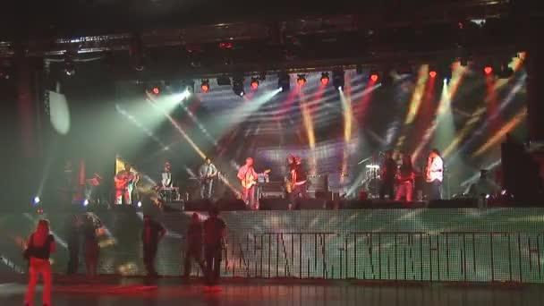 koncert rock