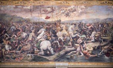 Battle of Constantine against Maxentius