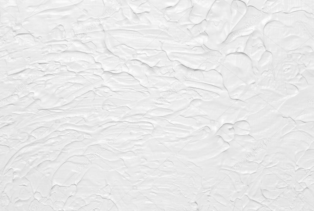 Fond de peinture blanche texture abstraite photo 37046617 - Peinture avec effet texture ...