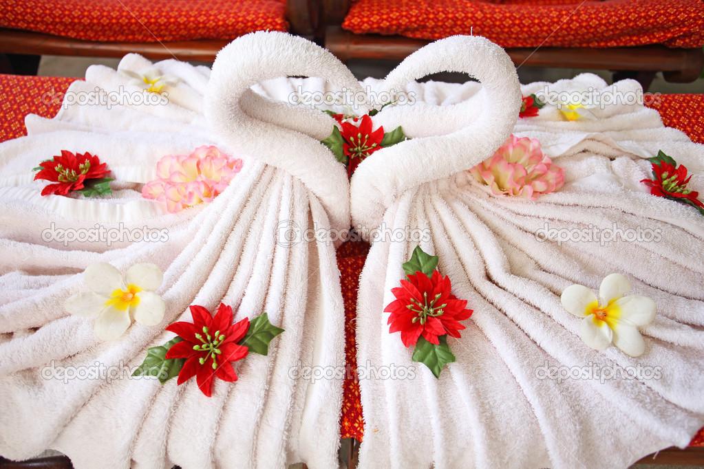 Decoracion Con Toallas Para Spa Decoraciones De Toallas Para Un - Decoracion-con-toallas