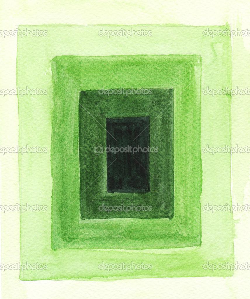 Marcos verdes — Foto de stock © Nicolaivanovici #27770739