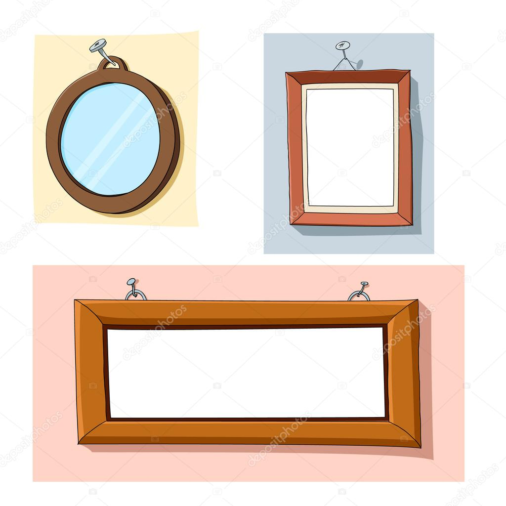 Cartoon Frames Stock Vector C Nicolaivanovici 47493415