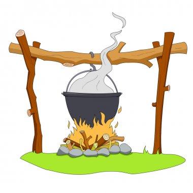 Camping pot
