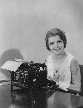 Happy typist