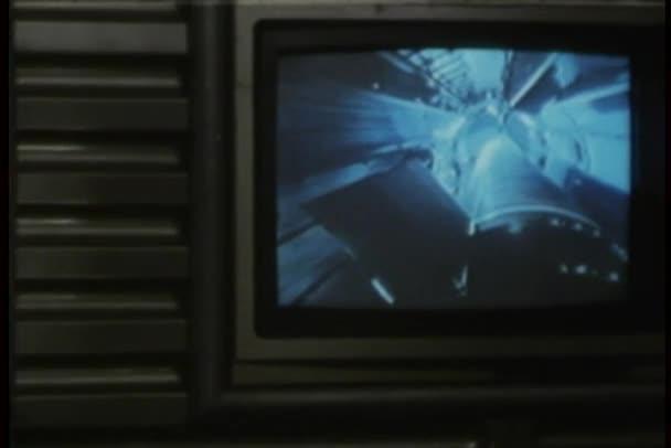 Nézd a rakéta indítása a tv-készülék