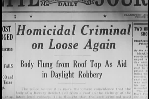 detail novinový titulek