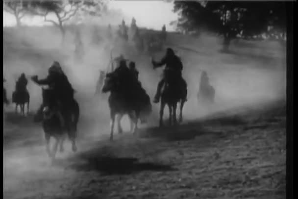 A warpath indiánok