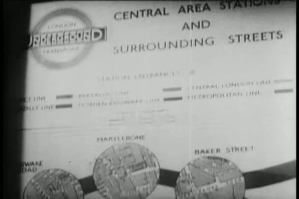 posouvání vinobraní londýnské podzemní mapa