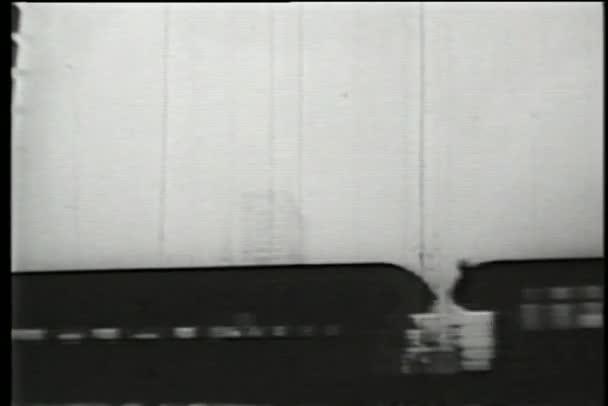 nízký úhel pohledu zvýšená metro, new york city, třicátých let
