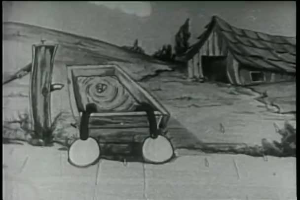 široký záběr kráva přijetí koupele v korytu