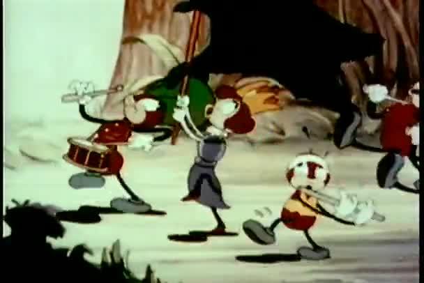 Mravenec pochodové kapely