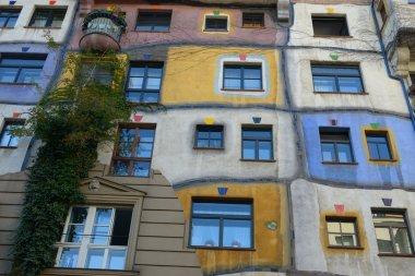 Hundertwasserhouse