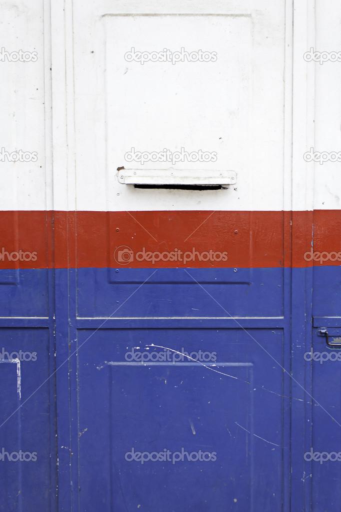Tur Shop Farbenbambus Haus Auf Stelzen Stockfoto C Celiafoto 14582323
