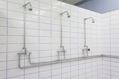 Indoor showers