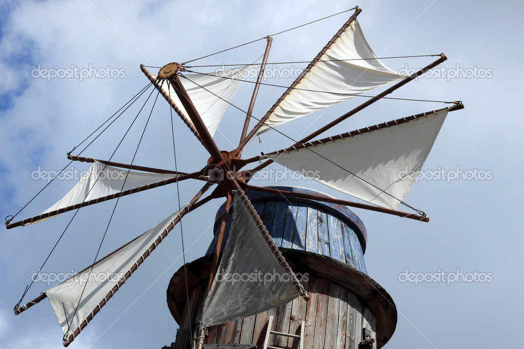 Plans For Building Windmill