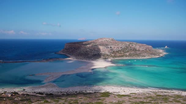 View of the lagoon Ballos(Balos)