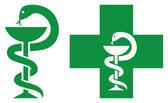 Fotografie Pharmacy symbols