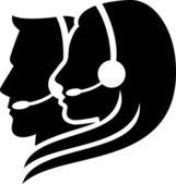Fényképek fejhallgató-szimbólum
