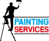 Fotografie malířské služby designu
