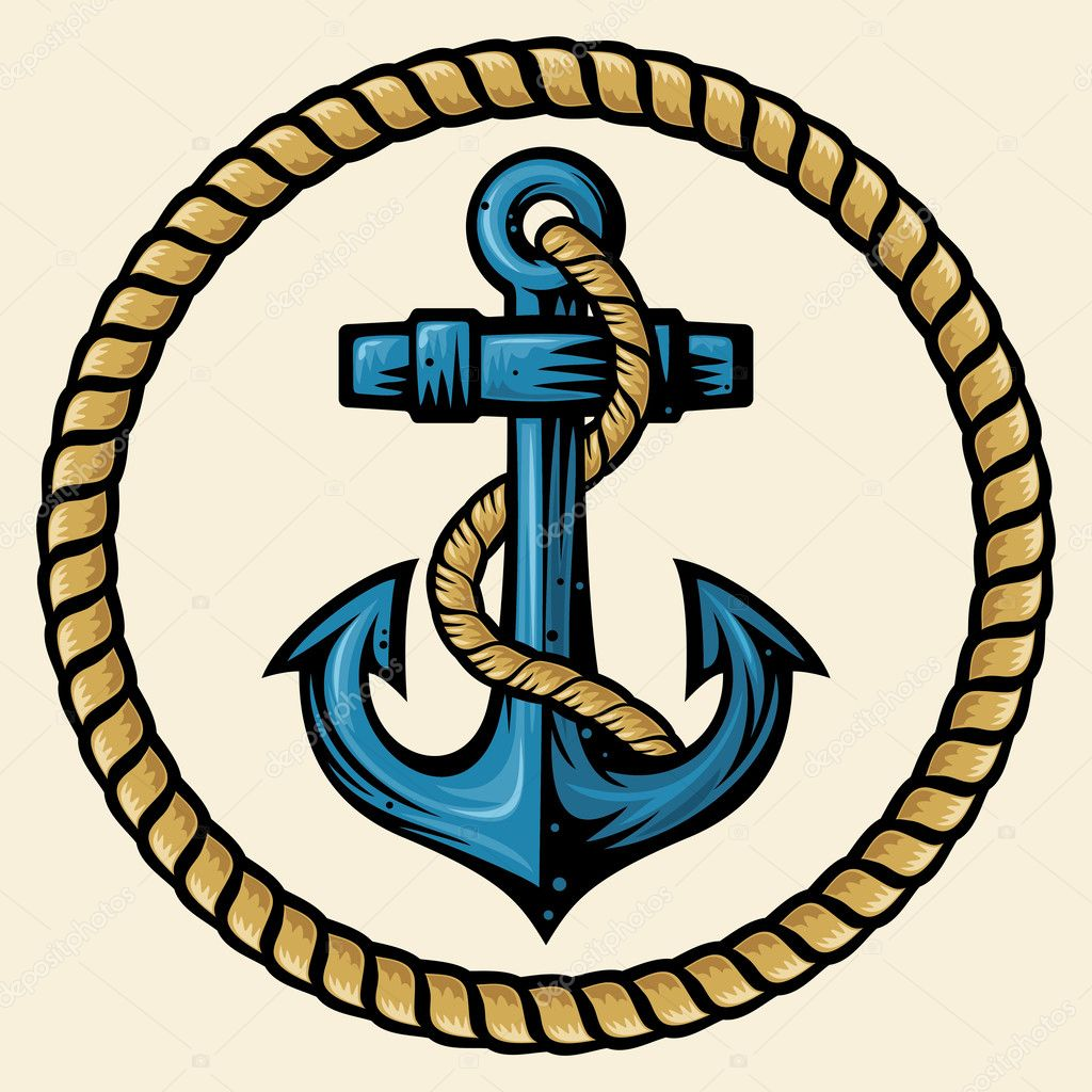 Anchor and rope design