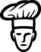 Fotografia lo chef faccia