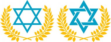 Star of David (symbol of Israel)