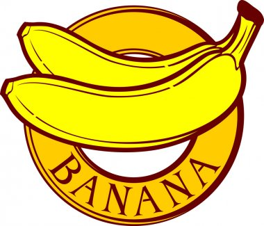 Banana label
