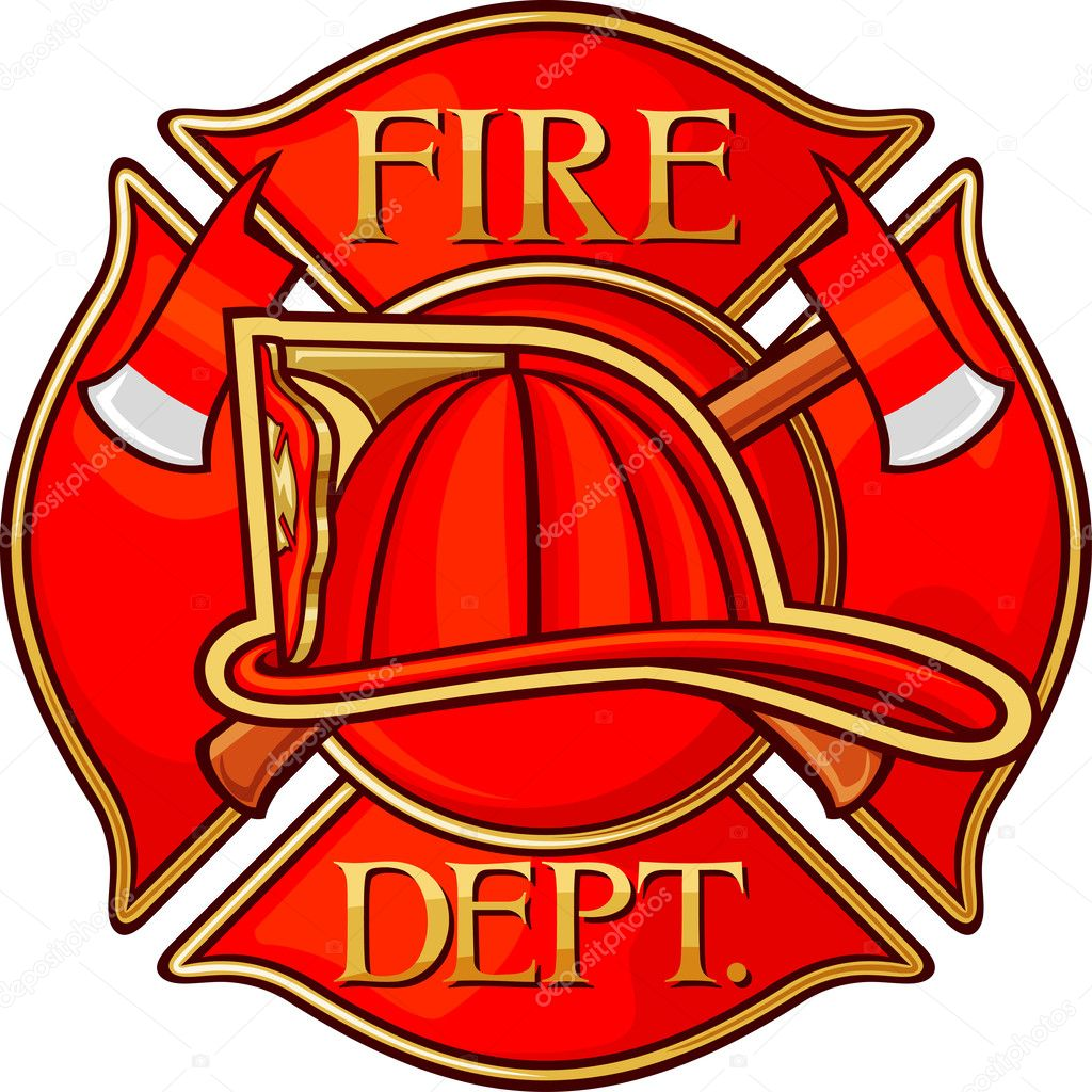 Fire department or firefighters maltese cross symbol stock fire department or firefighters maltese cross symbol stock vector biocorpaavc