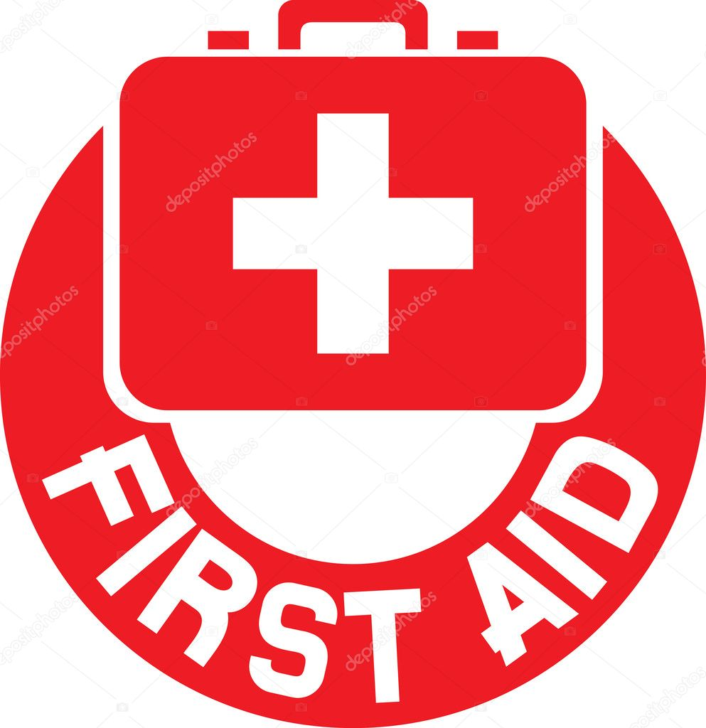 Medical sign button