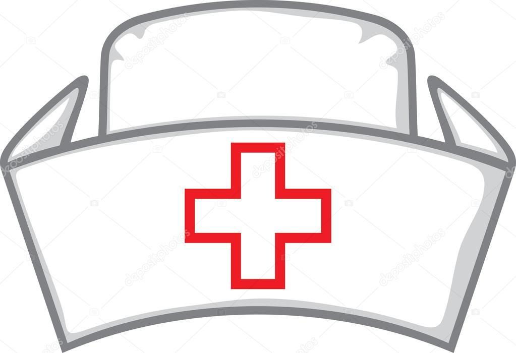 Pictures Nurse Hats Nurse Cap Stock Vector