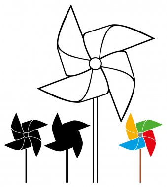 Pinwheel collection