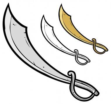 Pirate sabre