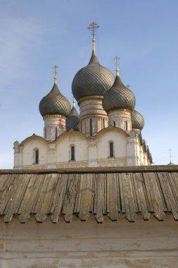 cupola of russian church