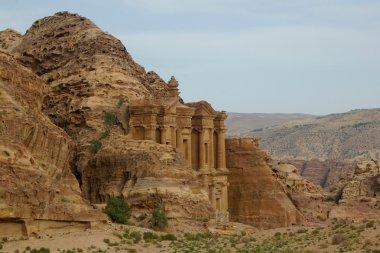 Petra, Monastery