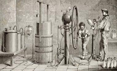 Ozouf apparatus