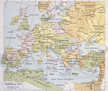 Europe 1270