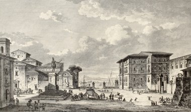 Messina, Royal Square