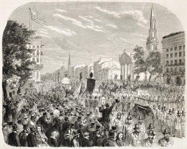 Popular manifestation