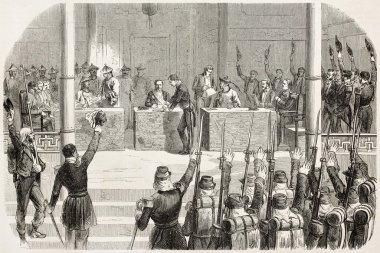Treaty signature
